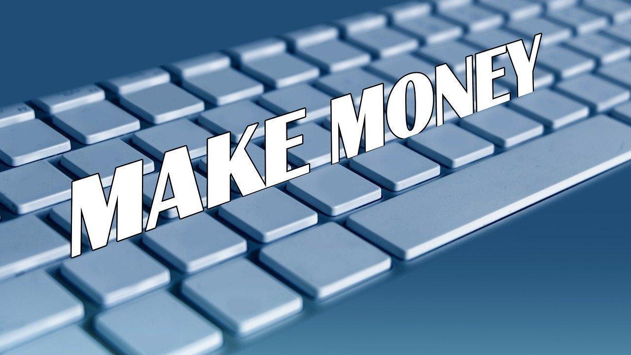 Thuis geld verdienen