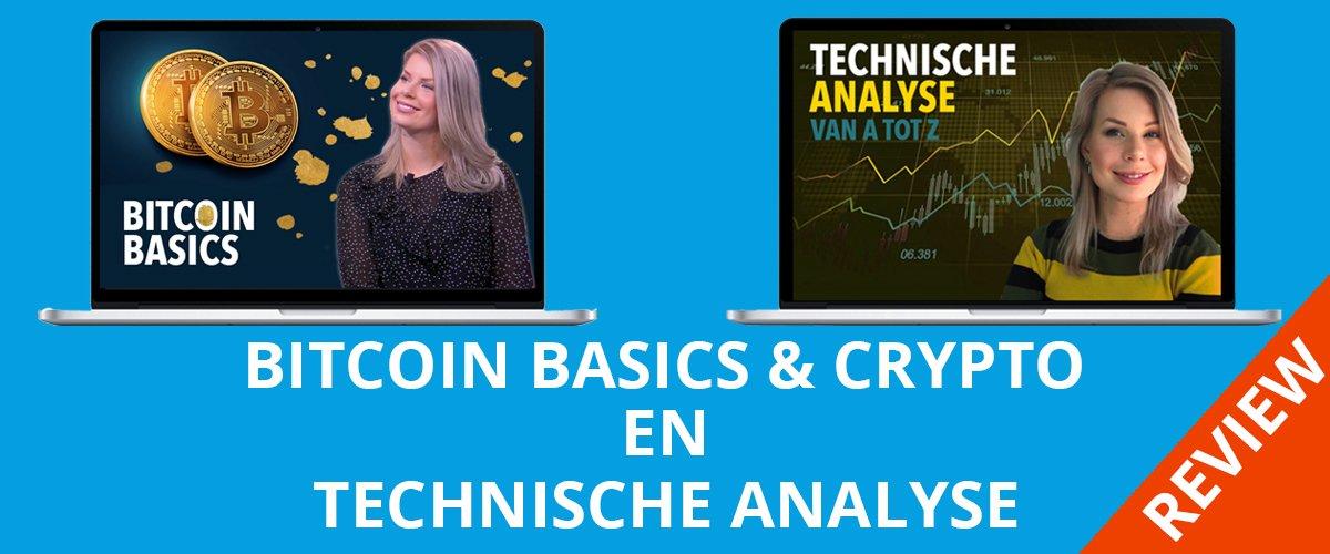 Bitcoin Basics & Crypto en Technische Analyse Cursus Madelon Vos
